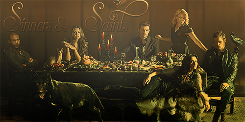The first season of The Originals done with the addition of Secret Circle and Tatia brought back!